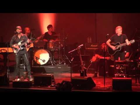 "Tom Morello ""Ghost of Tom Joad"" w/Roger Waters and Wounded Warriors"
