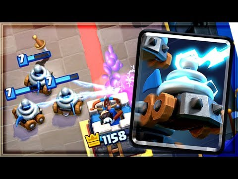 12 Wins New Mega Knight Balloon Miner Deck Is Too Good