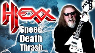 HEXX - Speed / Death / Thrash metal band / Обзор от DPrize