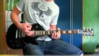 Thin lizzy Dancing In The Moonlight How To Play Guitar Cover