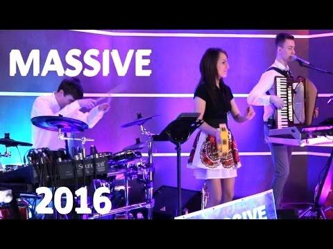 Zespół MASSIVE - mix polek (cover Baciary) GOSTYNIN, PŁOCK, KUTNO
