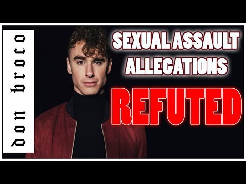 Don Broco's Rob Damiani Refutes Sexual Assault Allegations