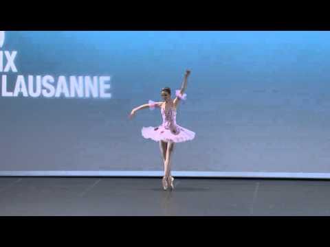 Krisztina Bounakova - 2016 Prix de Lausanne selections - classical variation