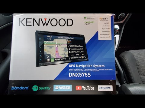 Repeat Kenwood dnx575s installation plus usb and 3 5 Jack by