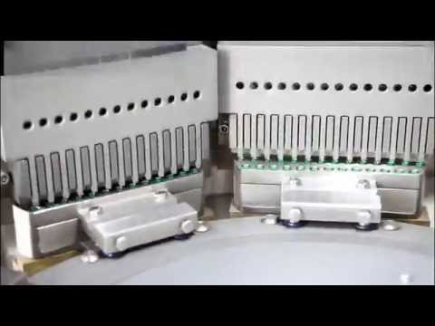 How is the automatic capsule powder filling machine working?