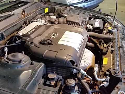 CP1104 - 2002 Kia Optima LX/SE - 2.4L Engine - YouTubeYouTube