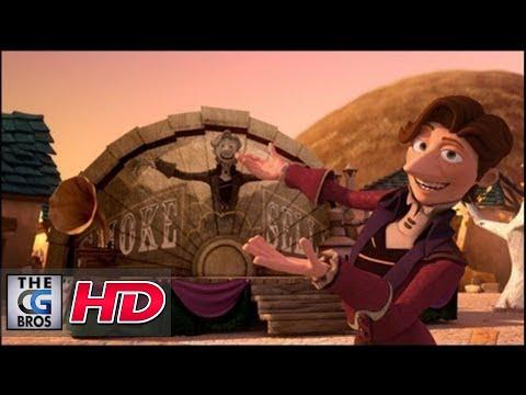"CGI Animated Short Film : ""El Vendedor De Humo"" directed by Jaime Maestro at Primer Frame"