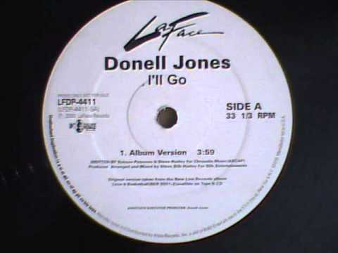 Donell Jones - I'll Go