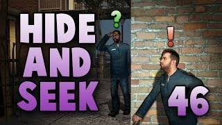 Hiding In The Shadows! (Hide & Seek #46)
