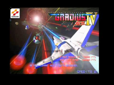 Top 15 Gradius Music - Part 2 (numbers 8-2)