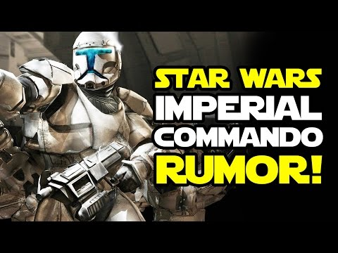 Star Wars Republic Commando 2 RUMOR! (Imperial Commando) E3 2016 To Debut Trailer