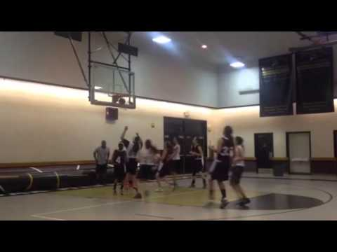 Divisadero Middle School Girls Basketball Team