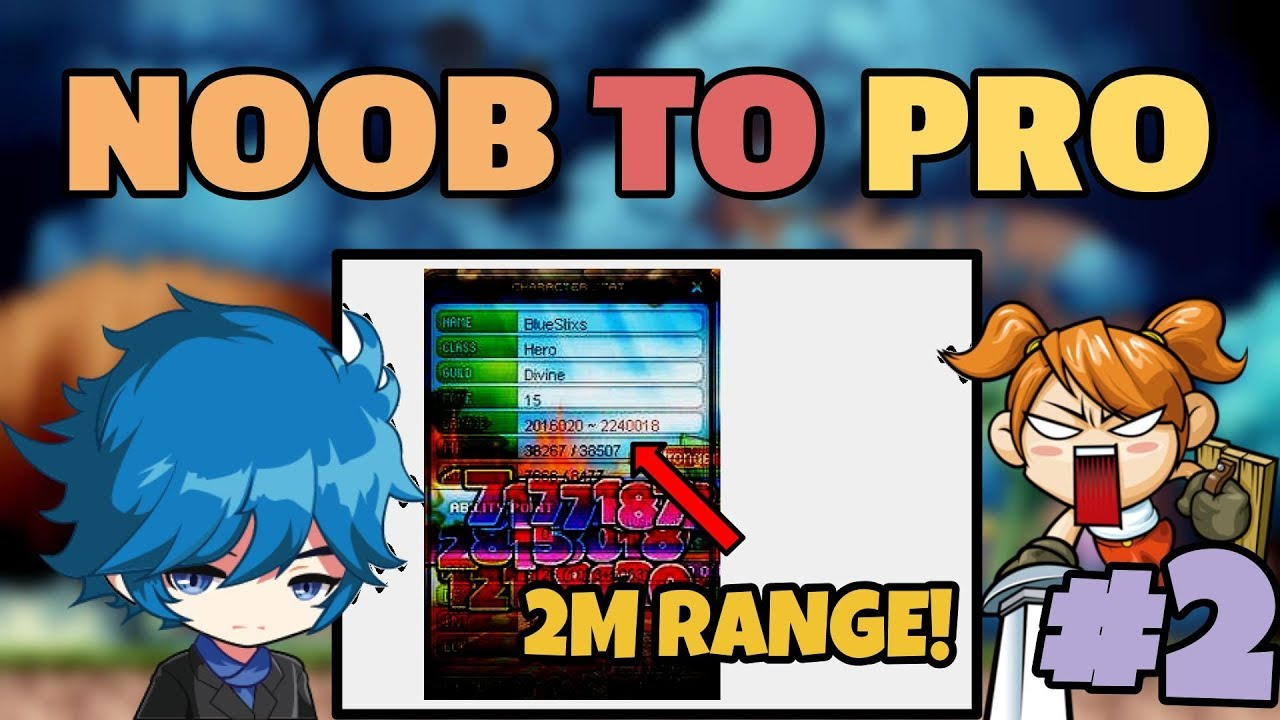 [AriesMS] 2 MILLION RANGE! ~ [Noob To Pro] *Cubed Off Camera* Part 2