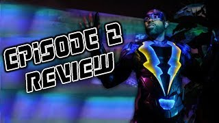 Black Lightning 1x2 Review