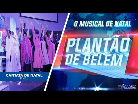 Cantata de Natal 2019 - Final