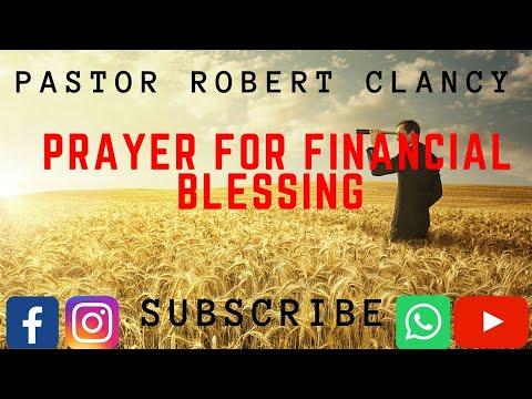 BREAKTHROUGH PRAYERS FOR FINANCIAL BLESSING