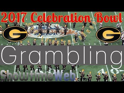 Grambling State Halftime Show - 2017 Celebration Bowl