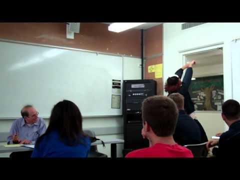 BERNIE LEAN @ Long Beach State CSULB (College Tour w/ ATM & IMD)
