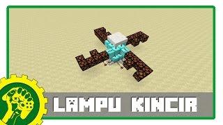 Minecraft Tutorial - Membuat Lampu Kincir