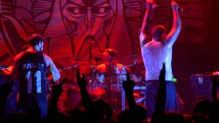 "The Black Dahlia Murder ""Moonlight Equilibrium"" Live 8/2/11"