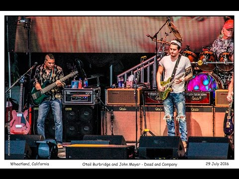 Wheatland, California – Dead and Company – Easy Wind – 29 July 2016