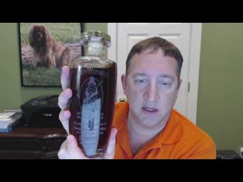"25 Year Old Rip Van Winkle ""Pappy"" Bourbon Review"
