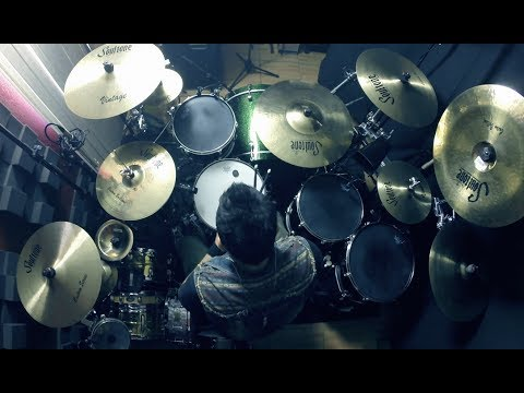 Like A Stone - Audioslave - Drum Cover