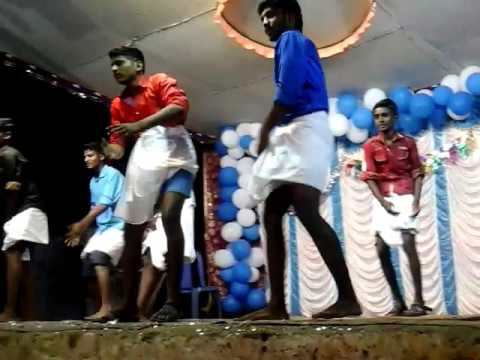 panju mittai song-  ilasai boys dance