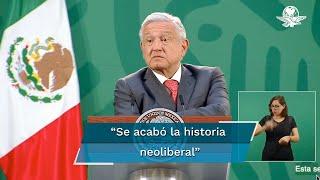 Al ser cuestionado sobre la re-edición de los libros de texto de educación básica el presidente Andrés Manuel López Obrador afirmó que no habrá extremismo y que se apegará a la historia