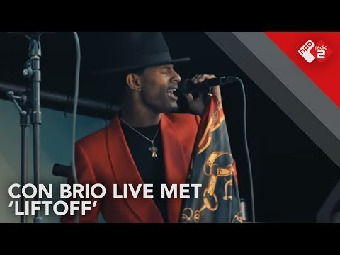 Con Brio - 'Liftoff' Live @ North Sea Jazz 2016 | NPO Radio 2