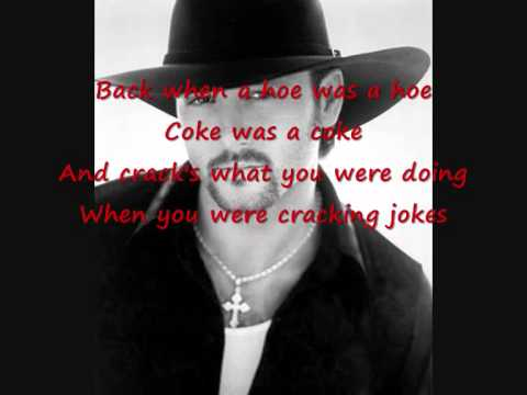 Back When - Tim McGraw (With Lyrics!)