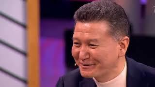 Шахматный вундеркинд Миша Осипов Кирсан Илюмжинов.