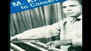Tasveer Teri Dil Mera Behlati Rahegi - M. Kaleem in Concert