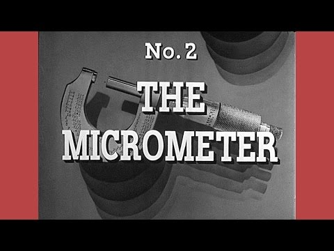 The Micrometer