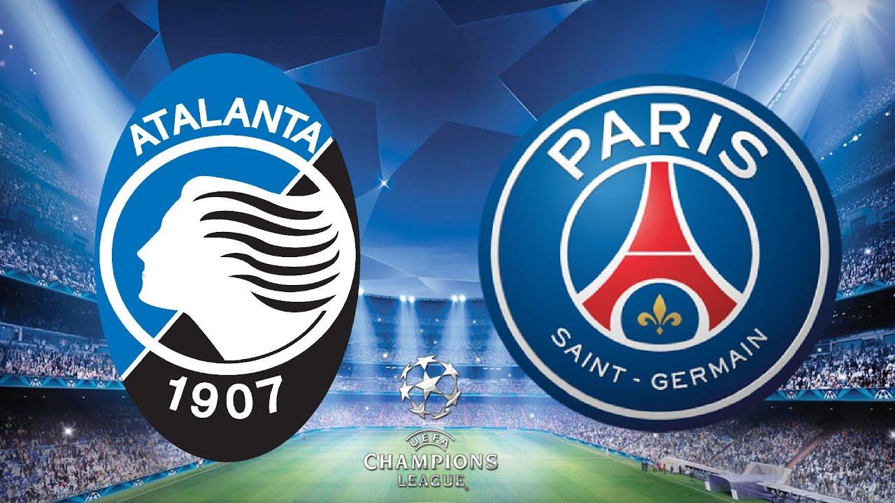 Champions League ATALANTA - PSG online Live