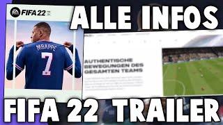DAS IST NEU IN FIFA 22!🔥 Alle Infos die du brauchst!💪 [Fifa 22: Trailer]