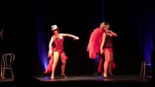 """""""Cabaret Folie's"""" compagnie Les folies de Bérangère"""