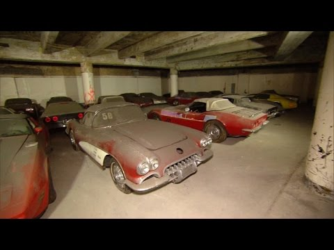This Corvette Junkyard Could Be Worth Millions