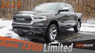 2019 Ram 1500 Limited видео with RamBox and Offroad Group. Тест Драйв Рам 1500 2019 на русском.