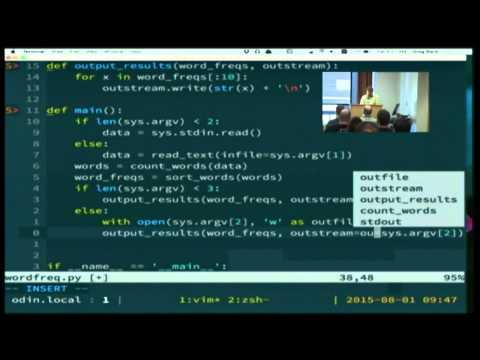 Best Practices for Python Scripting - Greg Back