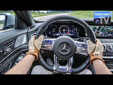 2018 Mercedes-AMG S63 (612hp) - Handling DRIVE (60FPS)