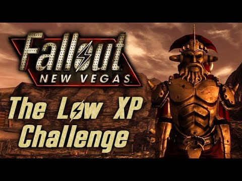 Fallout: New Vegas - The Low XP Challenge