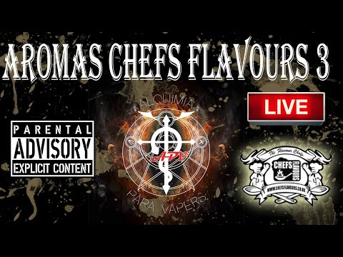 APV 255. Aromas Chefs Flavours 3