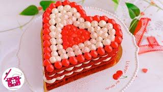 Муж ОБАЛДЕЛ от ТАКОГО Торта Готовим Дома ТОРТ КРАСНЫЙ БАРХАТ Red Velvet Cake