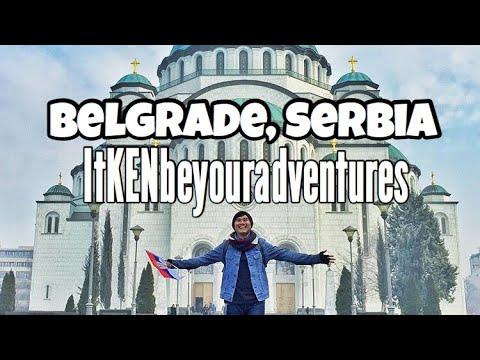 Balkan Adventures in Belgrade, Serbia