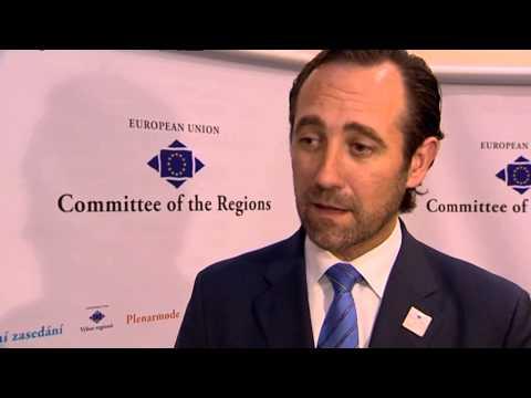 Entrevista José Ramón Bauzá sobre la movilidad laboral en la UE