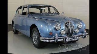 Jaguar MKII 1960 -VIDEO- www.ERclassics.com