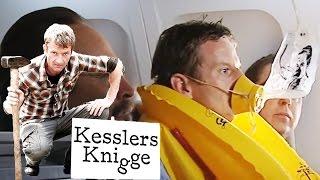 Flugzeug: 10 Dinge, die Sie nicht tun sollten | Kesslers Knigge