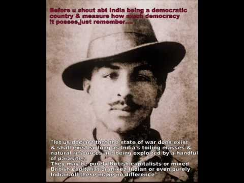 Aye Bhagat Singh Tu Zinda Hain: A Mass Song Composed and Sung by Sheetal Sathe