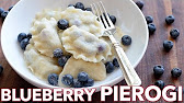 Image result for blueberry perogies